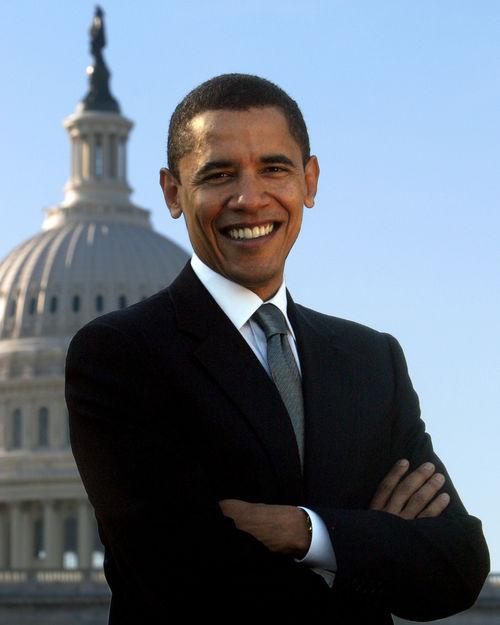 Barack Obama Capitol