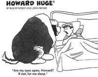 Howard huge
